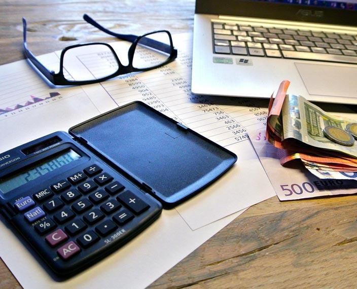 Analyse für die Steuererklärung