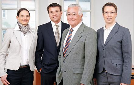 Team der Steuerkanzlei Burger